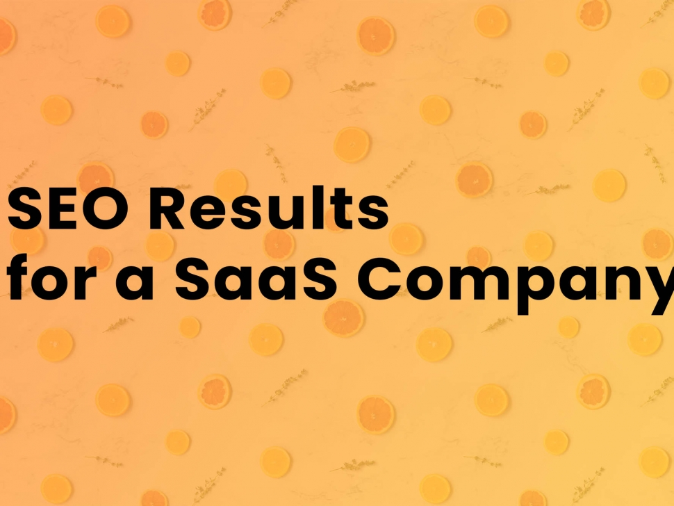seo-results-for-a-saas-company