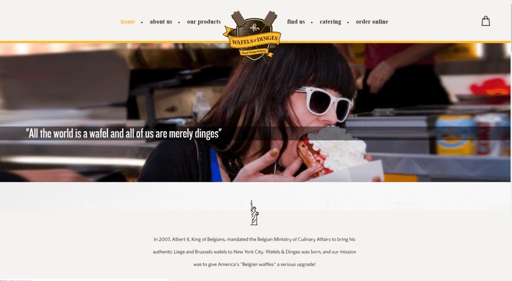 food-truck-website-branding