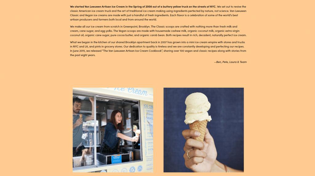 food-truck-website-story
